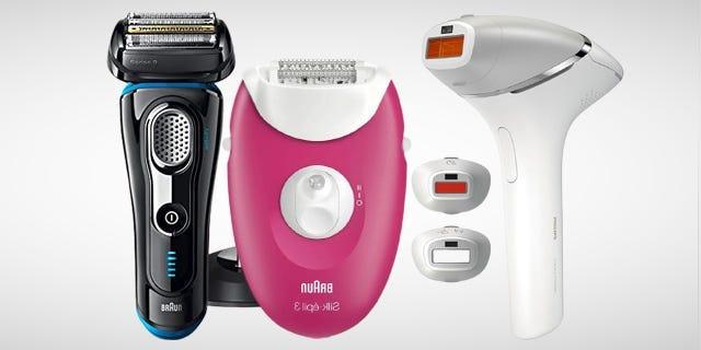 أجهزة إزالة الشعر