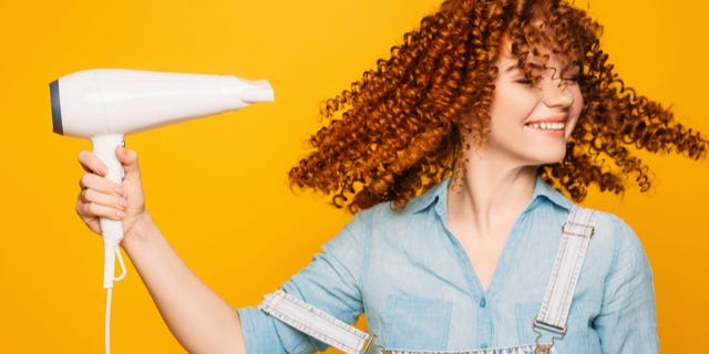 مجففات الشعر